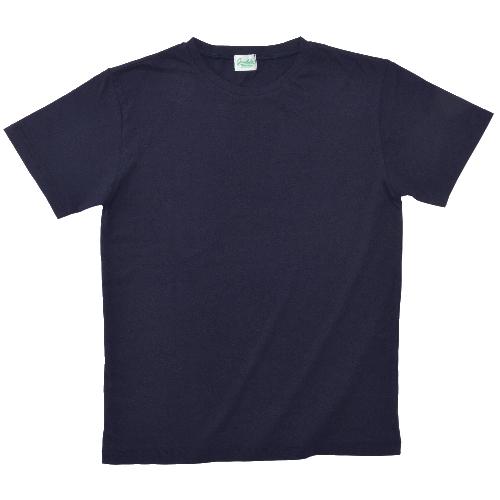 10700|国産無地Tシャツ|グランロボJメイド デオドラントTシャツ(3 ネイビー)