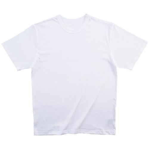10850|国産無地Tシャツ|グランロボJメイド デオドラントドライTシャツ(1 ホワイト)