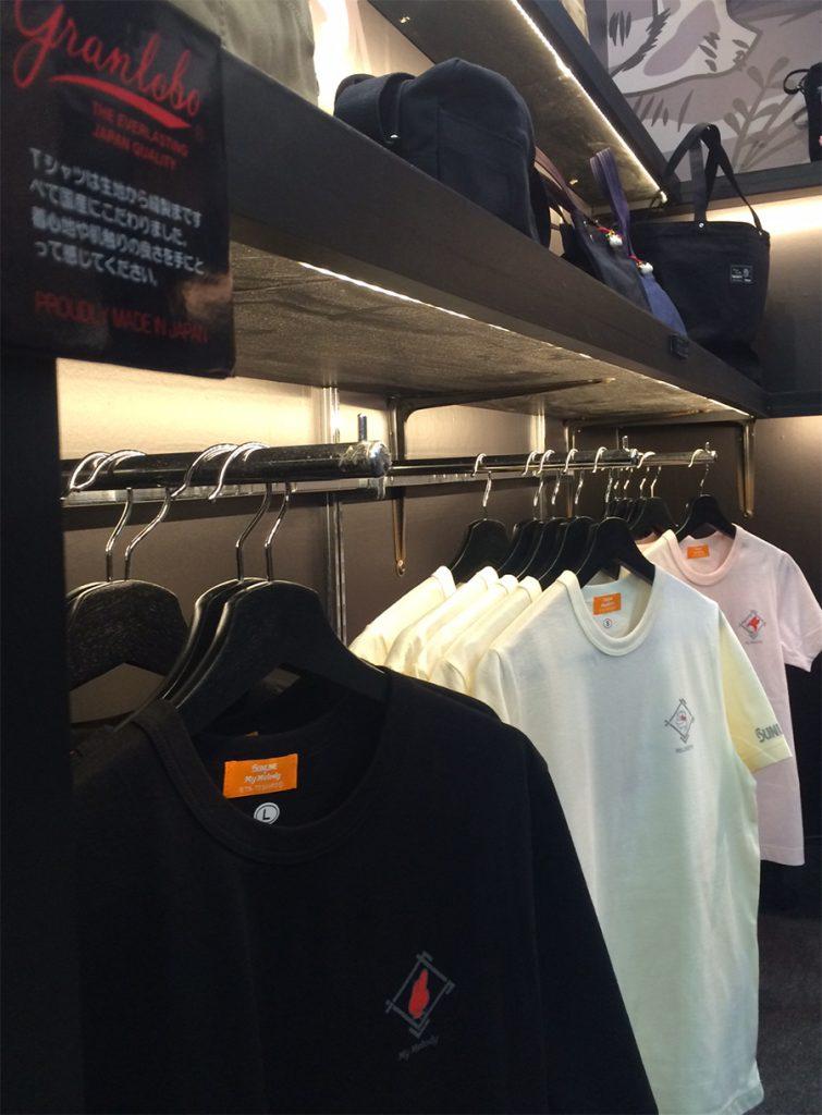 ジャパンフィッシングショー2019 & フィッシングショー大阪2019に 弊社のTシャツを使用した商品が出展されました