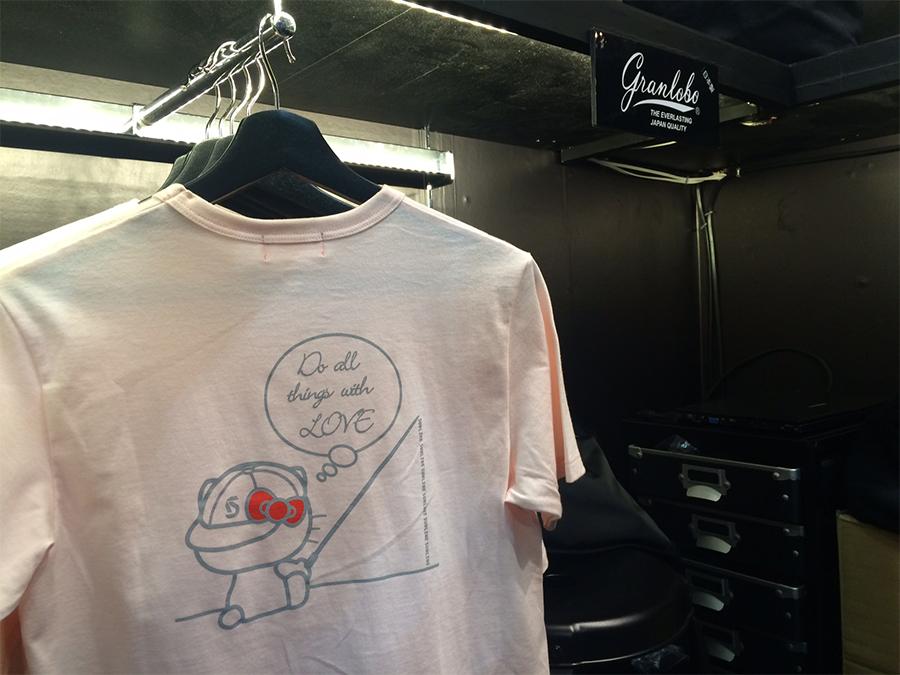 ジャパンフィッシングショー2019 & フィッシングショー大阪2019に 弊社のTシャツを使用した商品が出展されました。